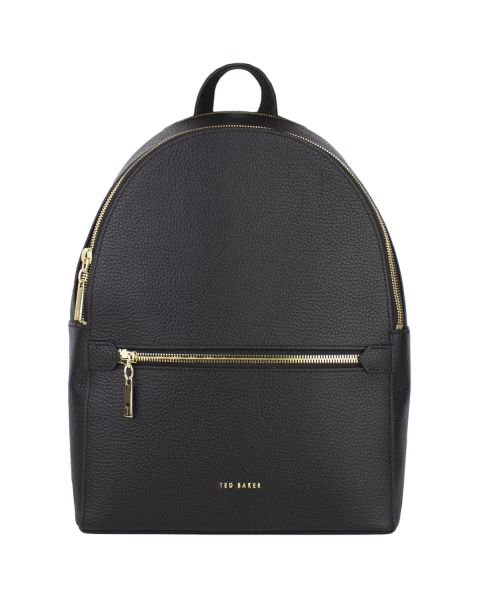 TED BAKER Backpack ΜΑΥΡΟ