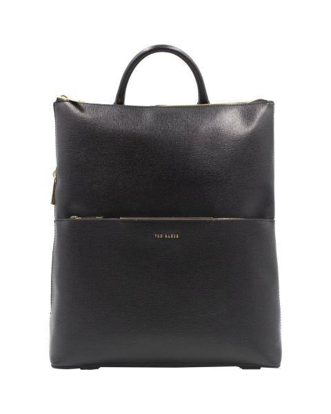 TED BAKER Backpack ΜΑΥΡΟ